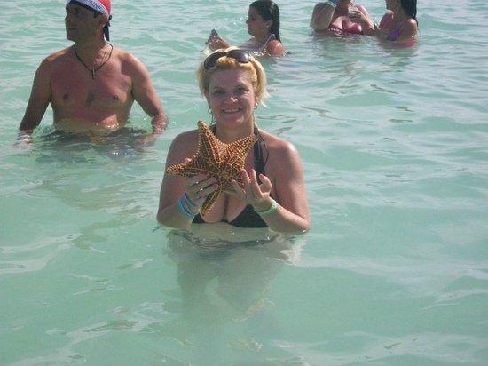 Hotel Riu Naiboa: boat trip
