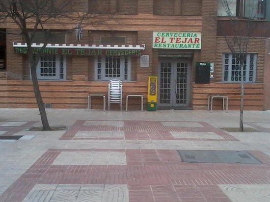 imagen Restaurante El Tejar en Alcorcón