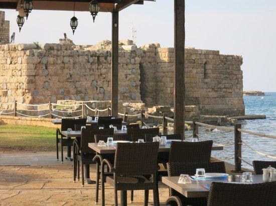 Saida Rest House: beautiful view