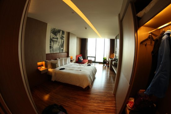 SO Sofitel Bangkok: Wood Room