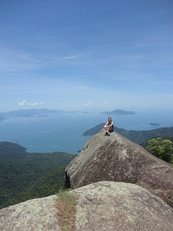 Pico do Papagaio - Ilha Grande