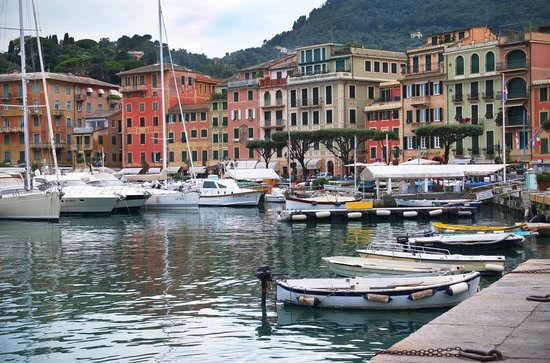 Hotel Mediterraneo : Santa Margherita Ligure harbor, 5 minutes' walk from the hotel