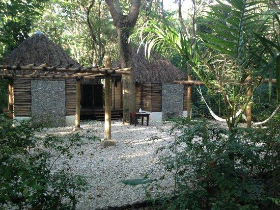 Casa Bonita : The post treatment relaxation area