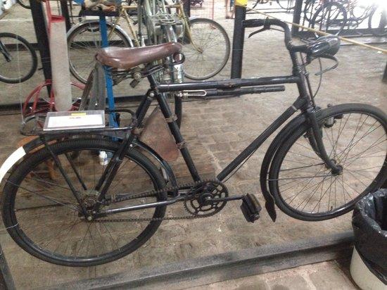 Museu da Bicicleta de Joinville