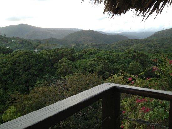 Casa Bonita : Mountain range view from Balcony