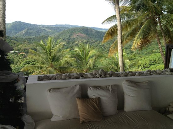 Casa Bonita : View from the lounge/restaurant