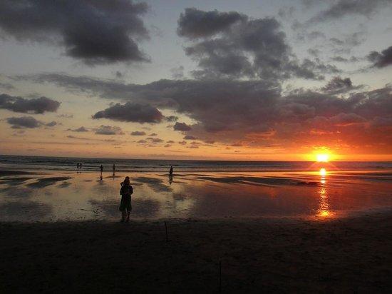 Parador Resort and Spa: Sunset on Bike Excursion