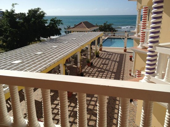Taino Cove: View from Balcony!