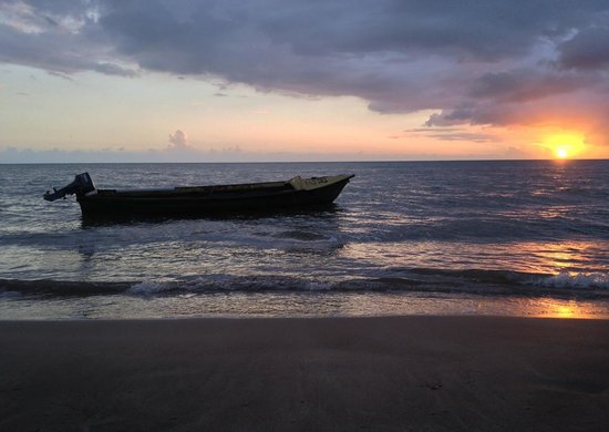 Taino Cove : Amazing sunset