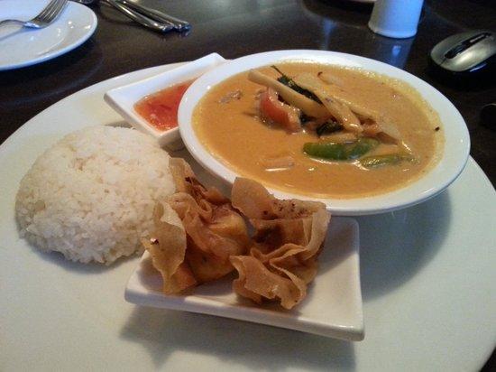 Jazmine Thai Cuisine - Panama City Beach : Great Curry