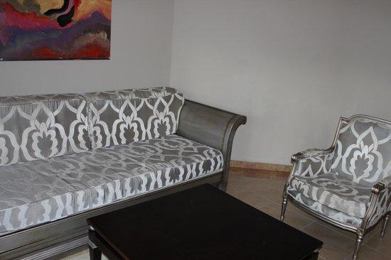 Majestic Elegance Punta Cana: livingroom