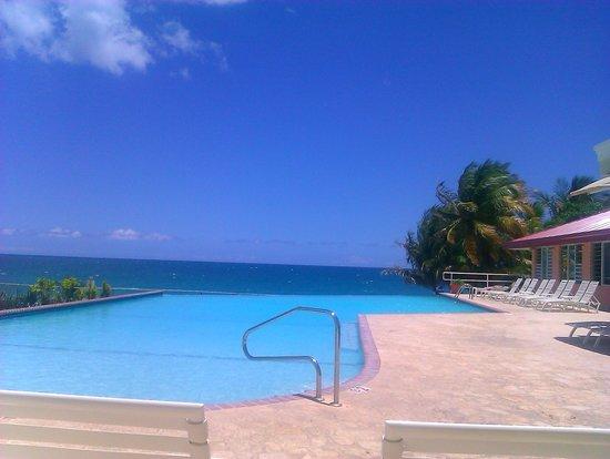Parador MaunaCaribe: Una maravillosas vista