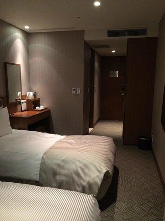 Staz Hotel Myeongdong 1: ツインルーム。