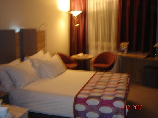 Hotel Galaxy : llovely clean and wonderfull smelling bedroom