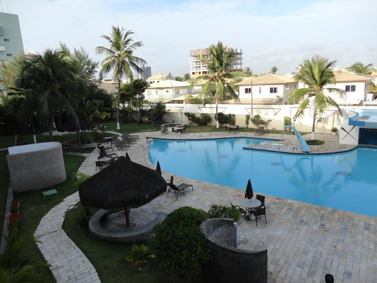 Del Mar Hotel: Piscina do hotel