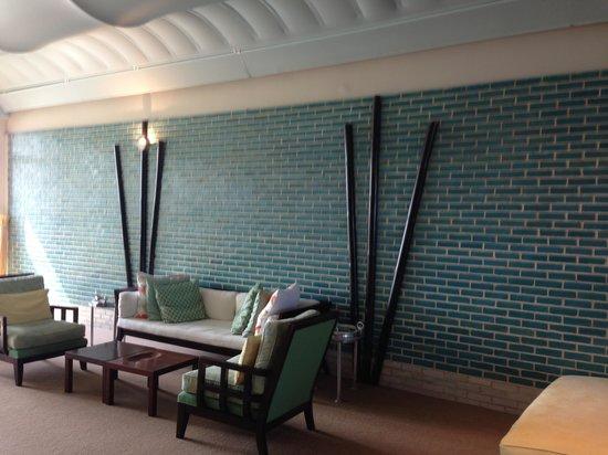 Blockade Runner Beach Resort: lobby
