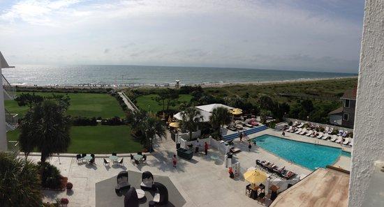 Blockade Runner Beach Resort: Ocean View