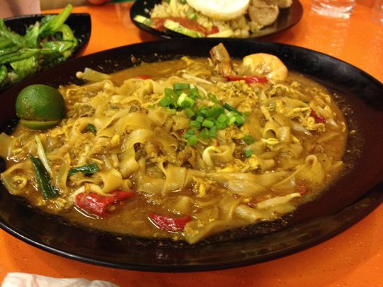 Spize River Valley: Char kway teow