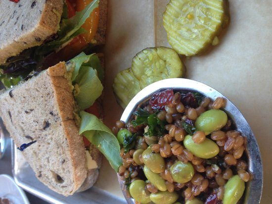 The Grove Cafe & Market : Sandwich