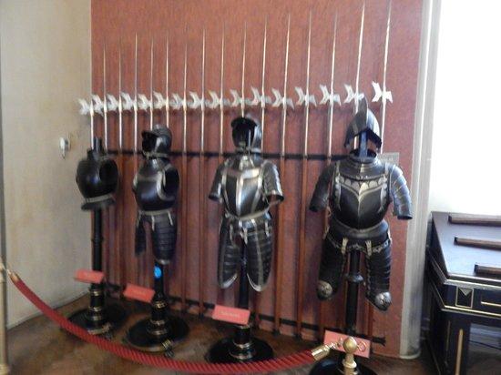 Musée d'histoire militaire de Vienne : Ancient Armor