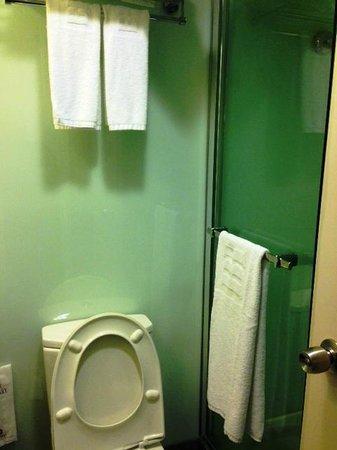 B P International: Shower