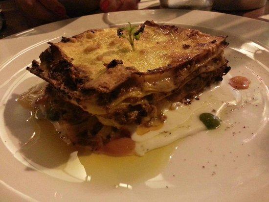 Baccano: A melhor lasagna desse mundo!