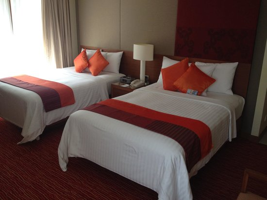 Courtyard by Marriott Bangkok: Superior room
