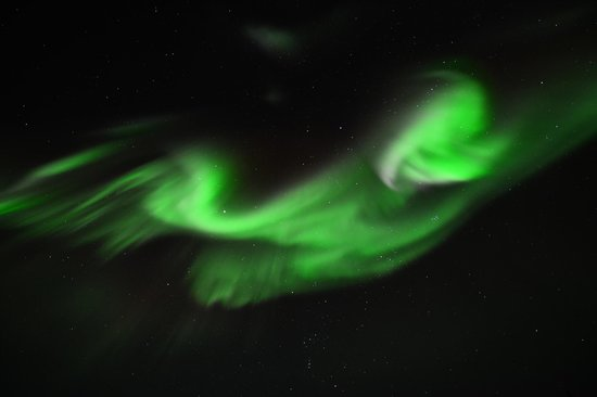 Blachford Lake Lodge: Northern Lights