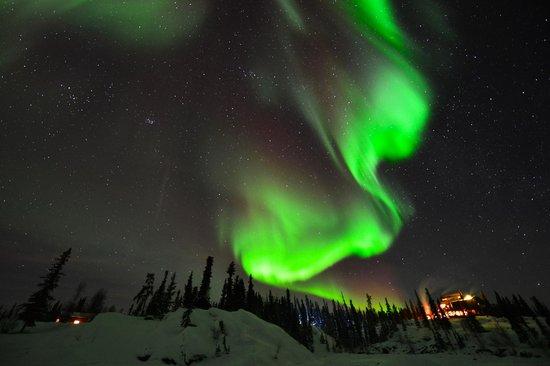 Blachford Lake Lodge: Northern Lights