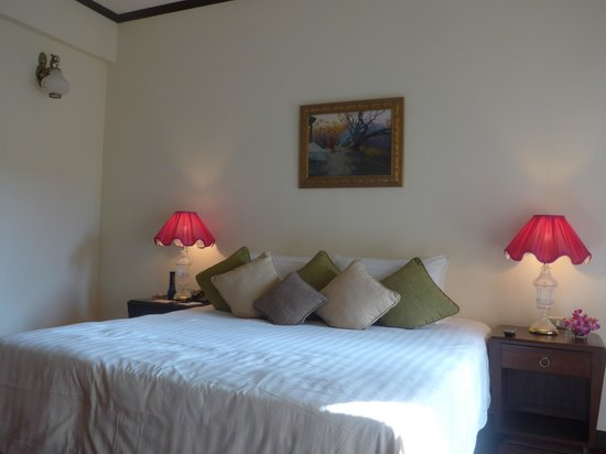 Puripunn Baby Grand Boutique Hotel: Chambre