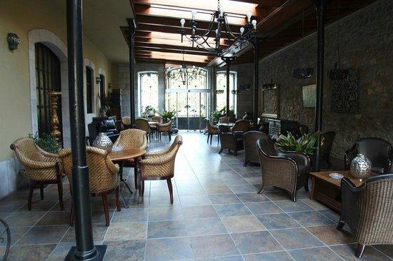 Apartamentos Turísticos 3 llaves  LA  PONTIGA: Large leisure area
