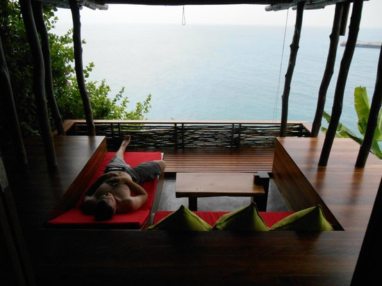 View Point Resort: Balcony with amazing view