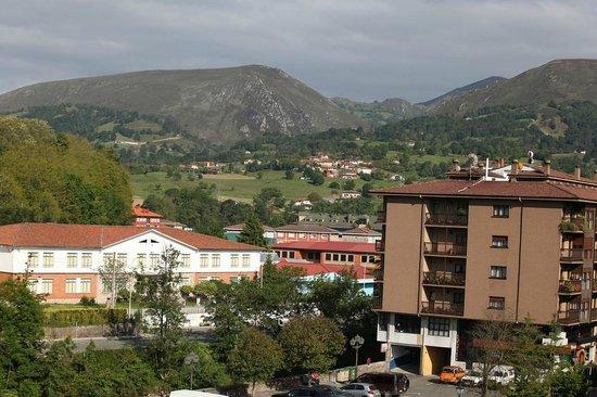 Apartamentos Turísticos 3 llaves  LA  PONTIGA: View from Room
