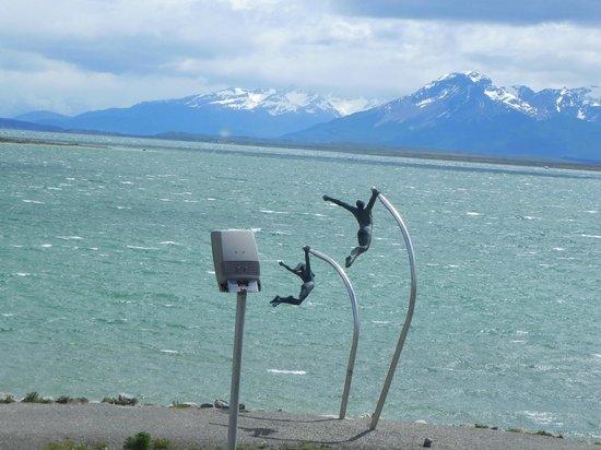Noi Indigo Patagonia: Vista desde la habitación