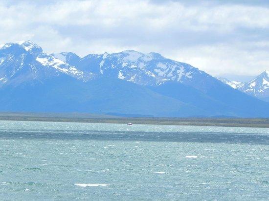 Noi Indigo Patagonia: Vista desde la habitacion