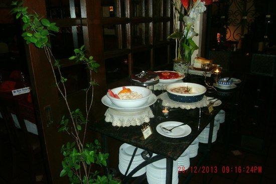 Alba Restaurante Espanol: Sweets Pic 1