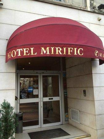 Hotel Mirific Opera: 1