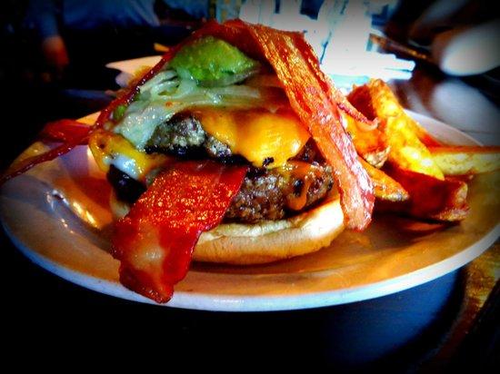Haunted Hamburger : Our Haunted Burger