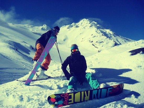 TCB Ski Board and Bike: Ski and snowboard rental