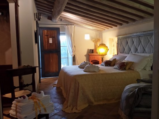 Casa Moricciani: Lovely room