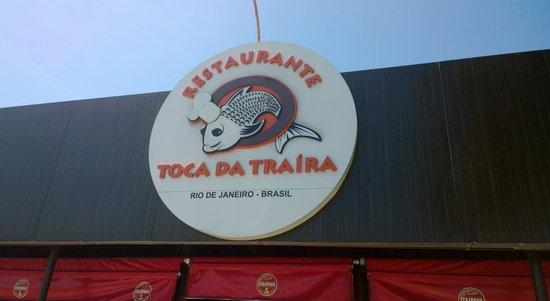 Restaurante toca da Traíra