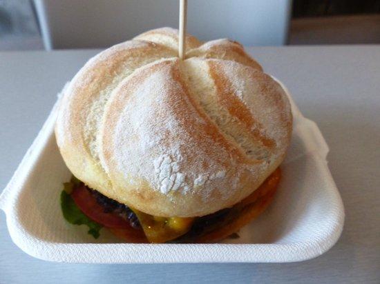 Tuk Tuk Hunter Valley: Umami Burger - wow!