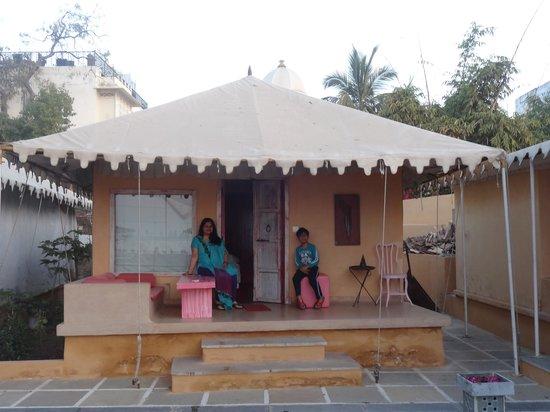 Raas Leela Luxury Camps: cottage
