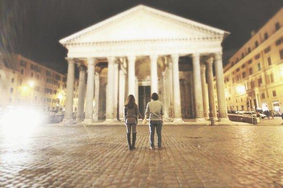 Portrait Roma : Pantheon