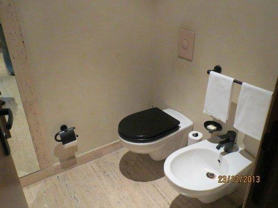 Park Hyatt Milan: Separate toilet
