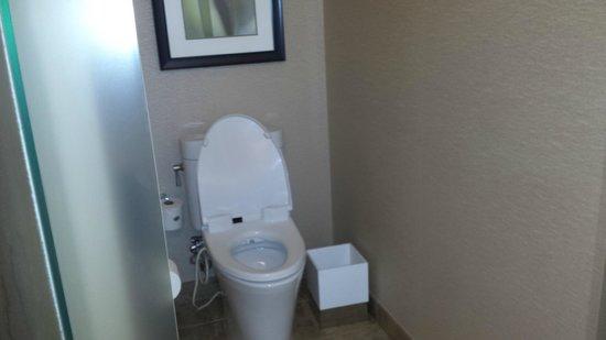 ARIA Resort & Casino: Magical Toilet