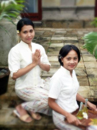 Green Garden Spa: Our Spa Therapists
