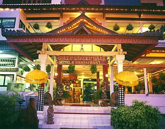 Green Garden Spa: Entrance