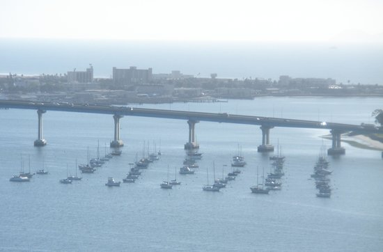 Manchester Grand Hyatt San Diego: Coronado Bridge