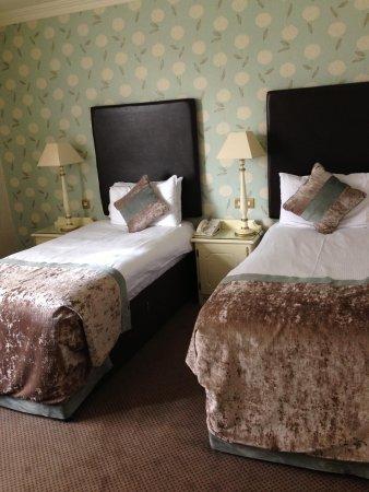 The Malton Hotel : Twin room